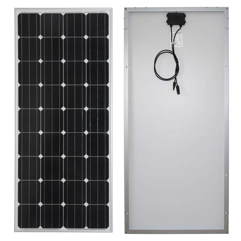Solar Panels For Touring Caravans